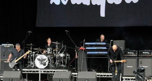 The Stranglers. Photograph: Dave Meegan