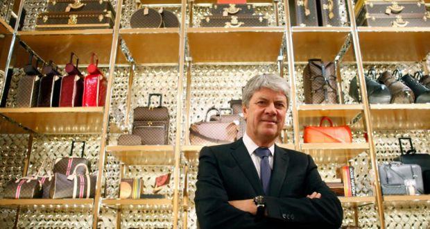 c8ac43cc069 Former Louis Vuitton CEO Yves Carcelle dies aged 66