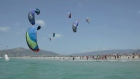Kitesurfing armada breaks Guinness World Record in Spain