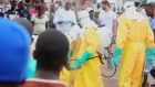 Ebola patient escapes quarantine in search of food