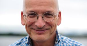 Photograph: Aidan Crawley Roddy Doyle by Aidan Crawley
