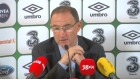 Martin O'Neill on James McClean's fitness, Shay Given's place in the squad and looking forward to the qualifying campaign.
