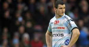 Johnny Sexton of Racing Metro has signed a five-year contract with Leinster. Photograph: Alan Crowhurst/Getty Images