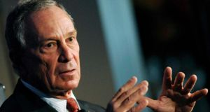 Michael Bloomberg is set to return to the company he founded.
