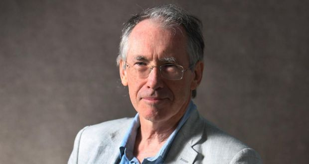 Ian McEwan: 'Literature is an ocean in which we're all swimming'