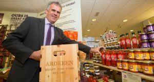 Best artisan food/greengrocer: Ardkeen Quality Food Store