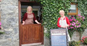 Best cafe/teashop: The Cottage, Loughmore