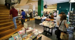 Highly commended: Hodges Figgis in Dublin. Photograph: Nick Bradshaw