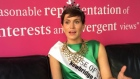 Rose of Tralee Maria Walsh on critics of the festival and being a gay role model. Video: Ronan McGreevy