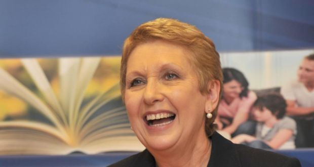 "Former  president Mary McAleese: ""The church is not terribly happy with criticism"""