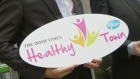Portlaoise has been chosen as Ireland's healthy town for 2014, as part of a joint initiative between The Irish Times and Pfizer Healthcare.