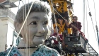 More than 200,000 spectators turned out to see a street extravaganza featuring a giant granny by French theatre company Royal de Luxe in Limerick this weekend. The event was the highlight of Limerick's year as City of Culture. Video: Fusionshooters