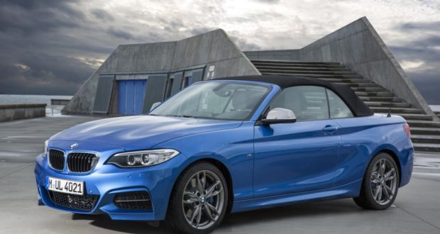 The New Bmw 2 Series Convertible Hoping To Replicate Success Of Outgoing