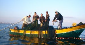 According to  fishermen in Gaza, the extension was all media hype.