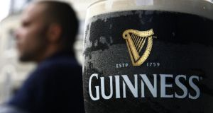 Diageo, the world's biggest alcoholic drinks group, is opening its new Dublin brewery today. Photograph: Luke MacGregor/Reuters
