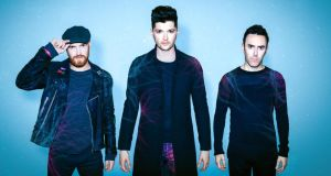 The Script: Mark Sheehan, Danny O'Donoghue and Glen Power