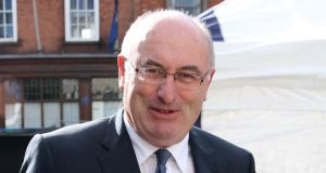 Phil Hogan who was named as the EU's next agriculture commissioner today. Photograph: Collins
