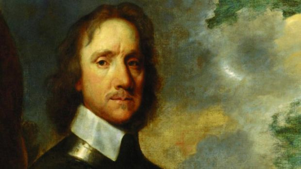 Old Ironsides: Oliver Cromwell