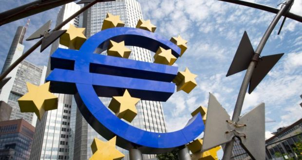 The European Central Bank. Photograph: Boris Roessler/EPA In total, 127 banks across Europe are being tested. In Ireland, the costs will be met by AIB, Bank of Ireland, Ulster Bank, Permanent TSB, KBC Bank Ireland, ACC, Merrill Lynch International and Depfa.