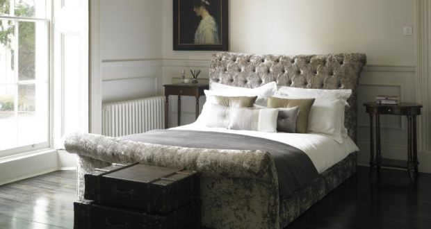 Beautiful Calm Interiors: Bed From Caseys Furniture