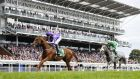 Australia day: Joseph O'Brien rides Champions Stakes favourite Australia to victory in The Juddmonte International Stakes at York in  August 2014. Photograph:  Alan Crowhurst/Getty Images