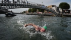 257 men and 111 women who took part in the 95th annual Liffey Swim on Saturday, September 14th. Ger Wilkes was the first man back and Rachel Lee won the women's race.