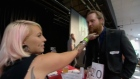 Competitive chin-stroking at UK Beard and Moustache Championships