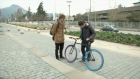 After being the victims of bike robberies, three Chilean students set out to create a bike that is impossible to steal; they call it the Yerka Project and they say it cannot be stolen. Video: Reuters