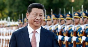 Chinese President Xi Jinping:  reform plan. Photograph: Lintao Zhang/Getty Images