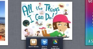 Make your own books with the Book Creator for the iPad.