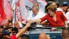 Workers Party tries to convince voters to re-elect Rousseff
