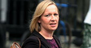 Lucinda Creighton and three other members of the Reform Alliance have asked to join the technical group, to get more speaking time in the Dáil. Photograph: Brian Lawless/PA Wire