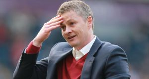 Ole Gunnar Solskjaer has stepped down as manager of Cardiff, the club have confirmed. Photograph:  David Davies/PA