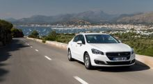 Peugeot still in the race for family buyers