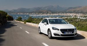 New 508 arrives later this month with prices starting at €26,750