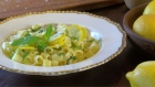 Lilly Higgins's new food column shows you how to make a quick, delicious Friday-night meal with just five ingredients (and a couple from the store cupboard). This week, it's minty courgette pasta. Video: Kathleen Harris