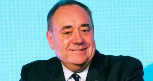 Where now?  ... First Minister of Scotland Alex Salmond at  a press conference   in Edinburgh after Scotland rejected independence. How will Scottish nationalist claims evolve now?  Photo: Danny Lawson/PA Wire