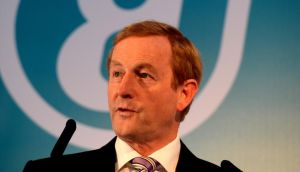 Enda Kenny: hoped there could be real unity between Yes and No camps