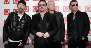 "Bono on his critics: ""They're the haters; we're the lovers. We're never going to agree. People who would not normally be exposed to our music have got a chance to listen to it.  File photograph: Yui Mok/PA Wire"