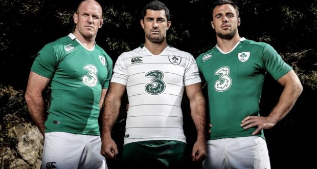 low priced 81c36 ac99e Kit looks the business as IRFU unveils €22m deal