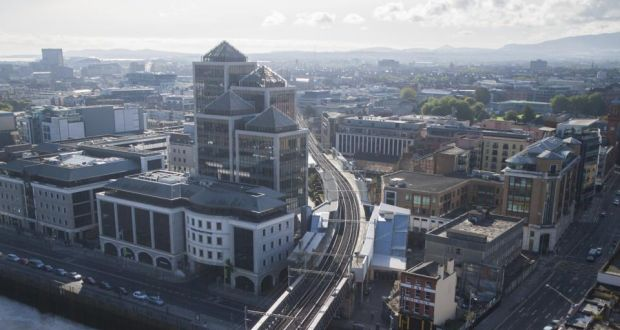 Dublin office market far from peak values
