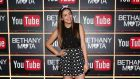 Bethany Mota: The blogger, who makes fashion videos from her California bedroom, has a Hollywood talent agency and lawyer, plus two publicists. photograph: taylor hill/filmmagic