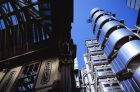 Lloyds building in London, England.