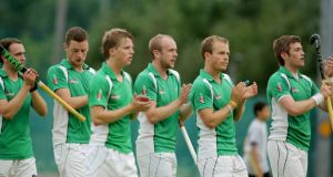 Ireland's men's team: Winning on an international stage, as the men's cricket team and women's rugby team recently showed, takes a sport a long, long way. Photograph: Morgan Treacy/Inpho