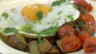 This week, Lilly Higgins makes classic comfort food 'eggs & chips' using just five ingredients. Video: Kathleen Harris