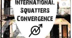 Squatters from around the world have been gathering in Dublin for the weekend long International Squatters Convergence.
