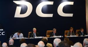 DCC's agm in Dublin last July. Photograph: Cyril Byrne.