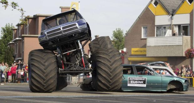 Monster Truck Crashes Into Crowd Killing Three People