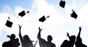 """A person with a Leaving Certificate currently has a one in seven chance of becoming unemployed. For those with higher education, this rises to one in 17."" Photograph: Getty Images"