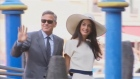 George Clooney and Amal Alamuddin legally married in Venice